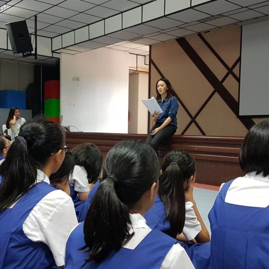 NAC-AEP School Programmes