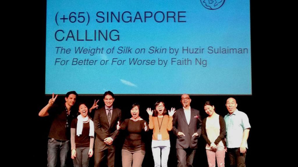 (+65) Singapore Calling