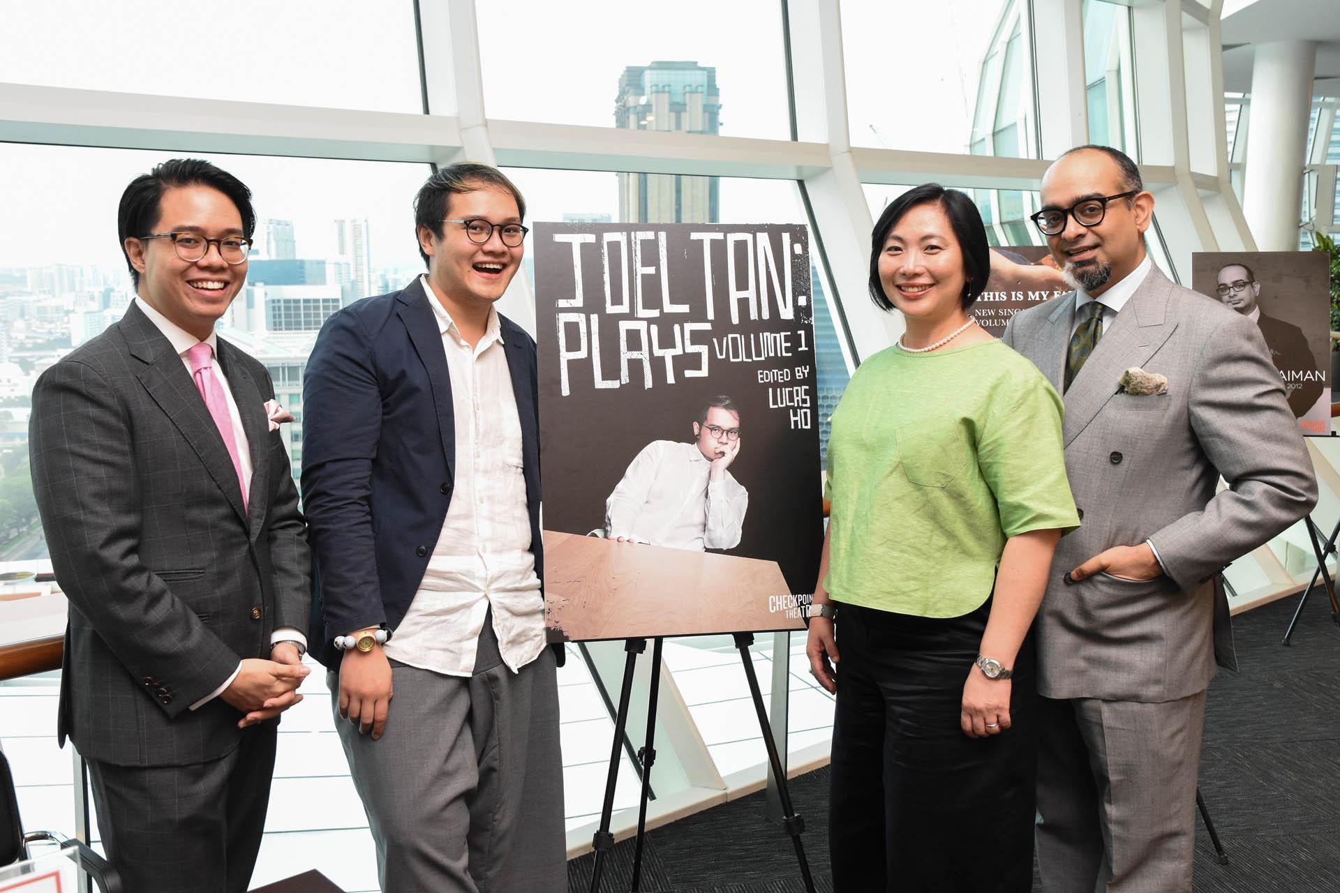 Book Launch of Joel Tan: Plays Volume 1