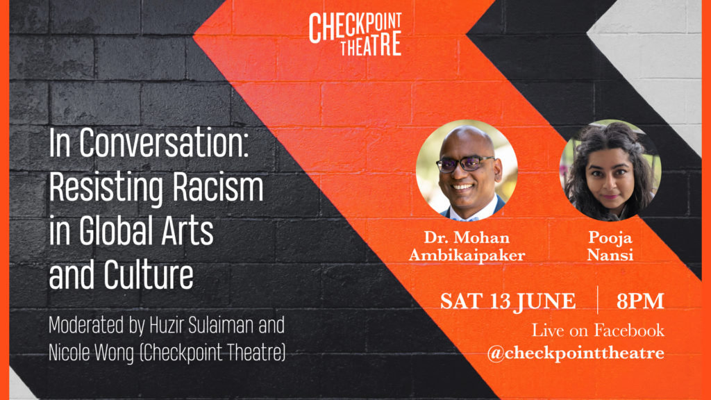 In Conversation: Resisting Racism in Global Arts and Culture