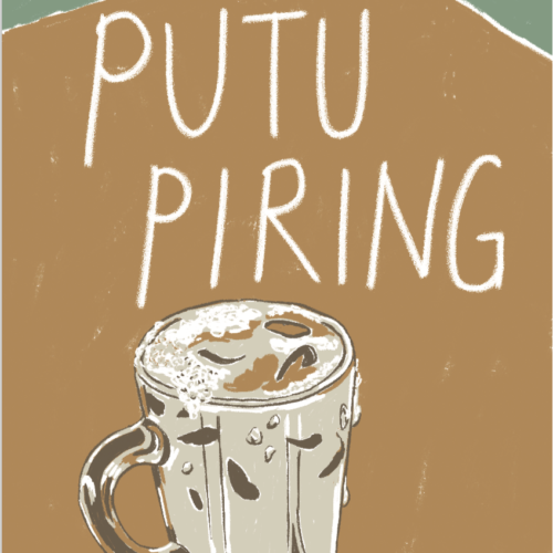 Putu Piring by Myle Yan Tay and Shuxian Lee