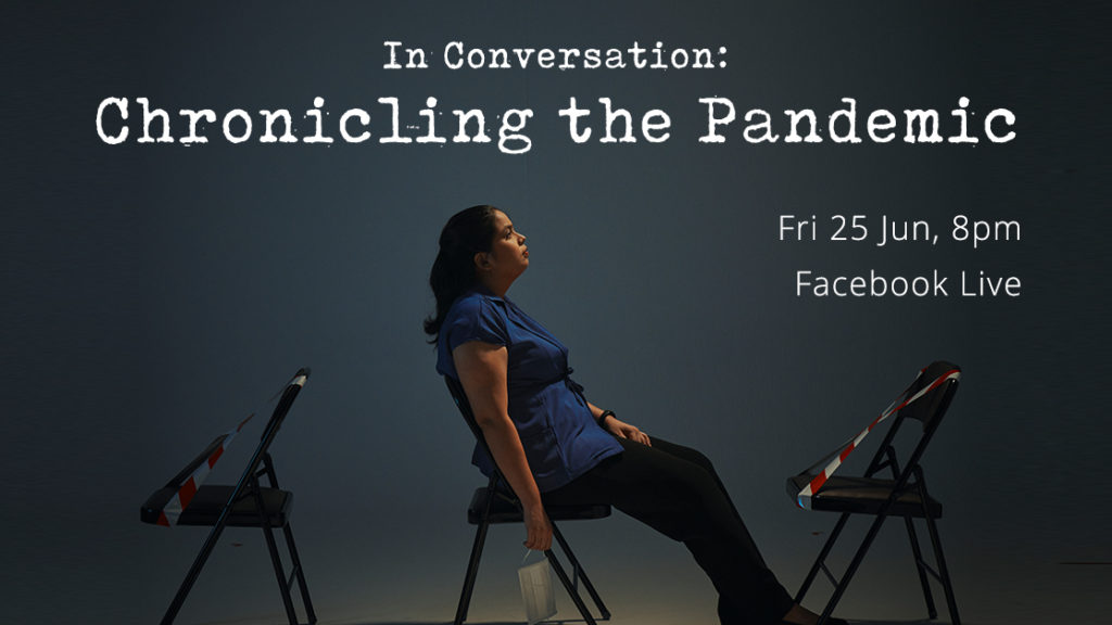In Conversation: Chronicling the Pandemic